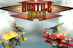 Hustile Skies – Airplane Shooting Games