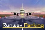 Runway Parking Game with Hangars